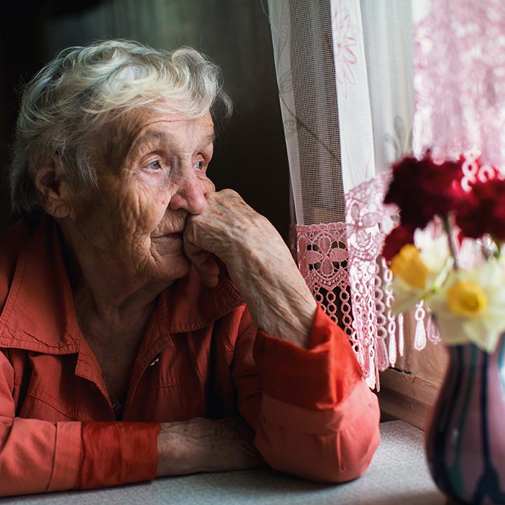 一人暮らしの高齢者の心配な点