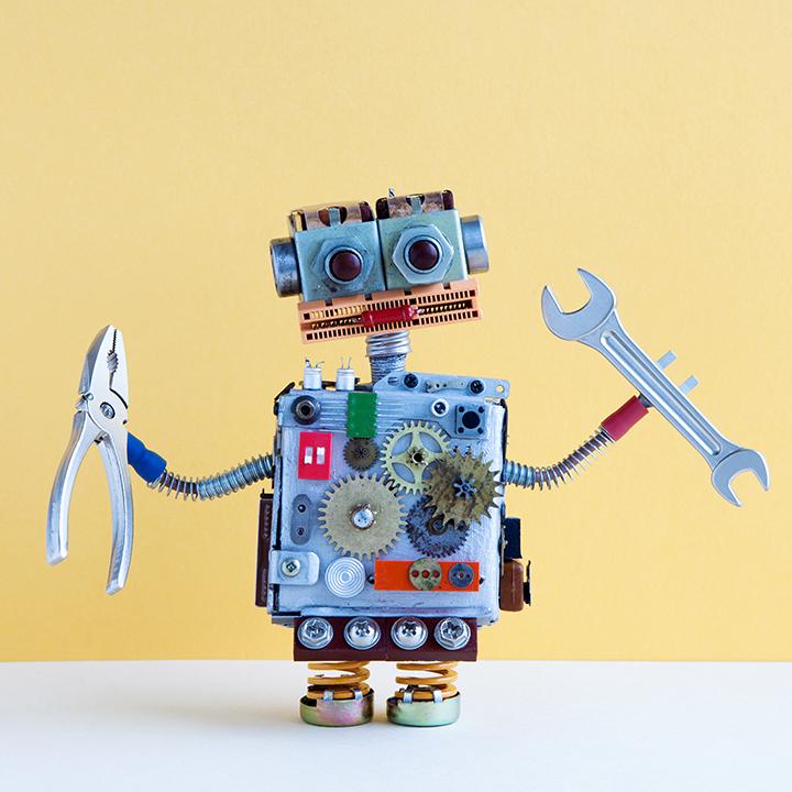 介護ロボットサービス